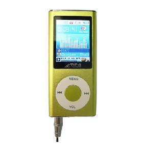 "New 2GB Green MP3/MP4 Player Photo Video FM 1.8"" LCD"