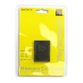 SONY PS2 64M MEMORY CARD