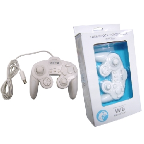 Dual Shock Joypad Controller for Nintendo Wii Game Cube