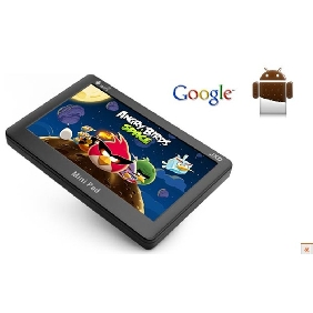 "Android 4.0 1080P HD 4.3"" Resistive Touch Screen  WiFi Tablet PC (JXD)"