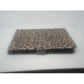 Leopard Cheetah Leather Display Flip Case Stand Cover for Apple iPad Mini