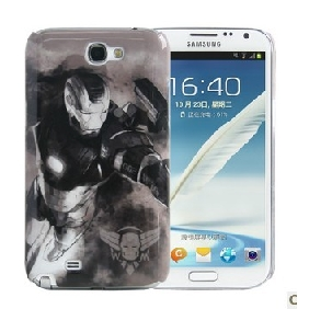 86hero Batman cover  for Samsung Galaxy Note 2 N7100 and N7102