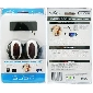 Wireless Headphones FM Radio for Sony PSP 2000 Slim