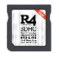 R4i sdhc-silver card for DSL / DSi / LL / XL/3DS