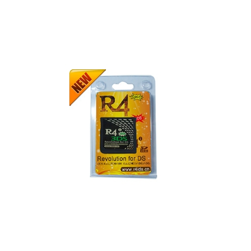 R4i Gold 3DS RTS Revolution for 3DS ,DS ,DSL ,DSi V1.4.5 [Free-Shipping]